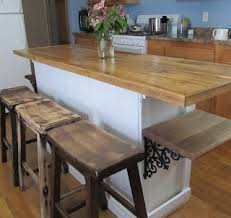 buffet kitchen island vintage built in buffet turned into cool rustic farmhouse island