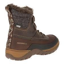 merrell sylva mid lace wp women u0027s walking boots 50 off