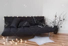 dans le canapé lumières confortables dans le canapé du salon de décoration et des
