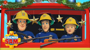 fireman sam official merry christmas song