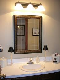 Bathroom Mirror Cabinet With Lights by Bathroom Cabinets Amazing Bathroom Mirrors Over Sink 31 For With