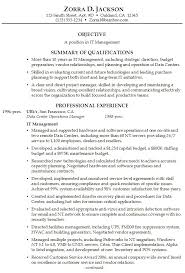 resume example for it professional resume examples for it