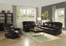 52050 51 2 pc corra espresso vinyl sofa and love seat with