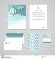 business card letterhead template stock image image 19037711