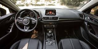 is mazda foreign the best car interior available for under 30 000 is in a mazda