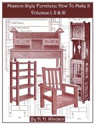 Mission Bookcase Plans The Following Woodworking Plans Are Mission Style Buffet Table
