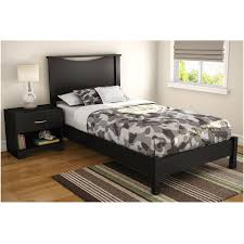bedroom metal full size bed frame with headboard and footboard