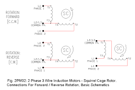 2 phase motor drawings 1 ecn electrical forums