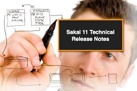 Sakai Help Desk Sakai 11 Release Notes