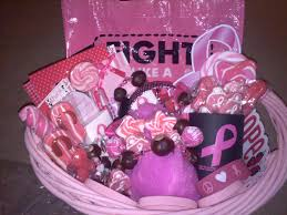 cancer gift baskets breast cancer gift baskets recovery awareness basket ideas