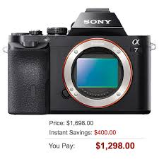 camera deals black friday black friday sony deals
