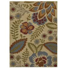 mohawk home area rugs mohawk home spice suzani multi 5 ft x 7 ft area rug 001504 the