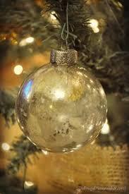 percolating projects my glass vs mercury glass diy ornaments