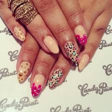 30 cool leopard nail art designs to try