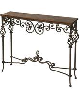 Wrought Iron Accent Table Great Deals On Wrought Iron Sofa Tables