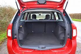 renault logan trunk speedmonkey 2014 dacia logan mcv review
