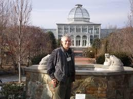 the garden celebrates hugh rooney as volunteer of the month