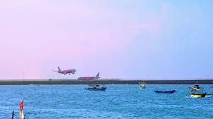 airasia ngurah rai airport denpasar indonesia apr 4 2016 airasia aircraft prepare to