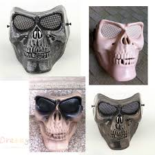 mask print picture more detailed picture about skull paintball