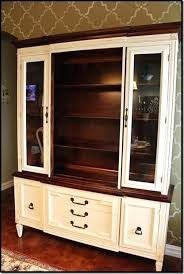 how much is my china cabinet worth how much is my china cabinet worth paint old china hutch she painted