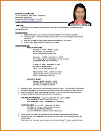 new resume formats 2017 good resume exles 2017 best of 10 resume templates 2017