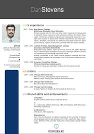 Current Resume Styles 6 Best Images Of Latest Trends In Resume Formats Resume Styles