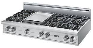48 Inch Cooktop Gas Viking Cooktops