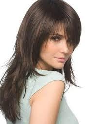 coupe de cheveux femme dégradé effilé http lookvisage ru - Coupe Cheveux D Grad