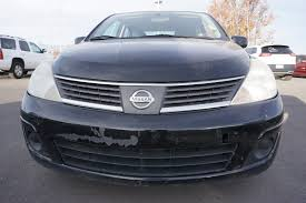 nissan versa black used nissan versa under 8 000 in utah for sale used cars on