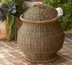 Pottery Barn Wicker 51 Best All Things Wicker Images On Pinterest Furniture Ideas