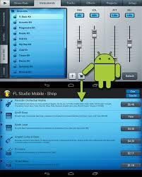 free fl studio apk news android fl mobile in app shop instrument packs