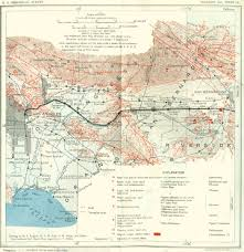 California Fault Map Usgs Geological Survey Bulletin 845 Itinerary