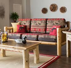 Wooden Living Room Furniture Rustic Living Room