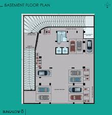 Bungalow Ground Floor Plan by Ridhiraj Builders