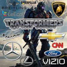 lamborghini transformer the last knight concave brand tracking transformers 5 product placement top 10
