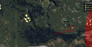 Esu Map Why Are These Stones Marked On The Map Like Buildings