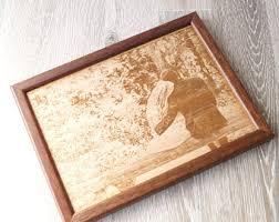 geschenk 5 hochzeitstag porträts rahmen für hochzeiten etsy de