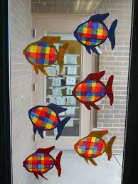 mrs t u0027s first grade class rainbow fish