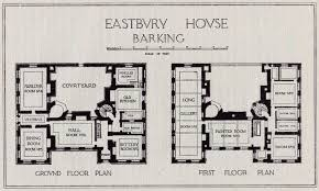 Manor House Floor Plan Eastbury Manor Floor Plan English French Manor House