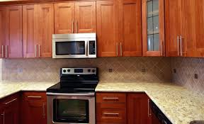 Kitchen Cabinet Cherry Natural Shaker Cabinet Kitchen Cabinet Refacing With Natural Maple
