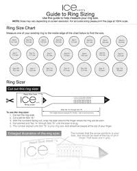 ring size ring sizer printable ring size chart find your ring size at