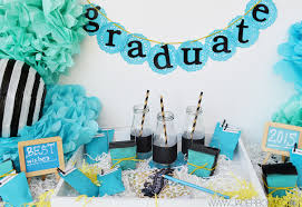 Homemade Graduation Party Centerpieces by Graduation Party Decor Jaderbomb