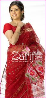 bangladeshi jamdani saree collection zarif fashion and crafts inc usa eid fashion 2016 jamdani