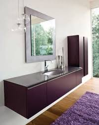 witching wall mounted bathroom cabinets modern for floating vanity