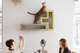 Cat Scratcher Tower This Modular Furniture Works For Humans U2014and Cats Curbed