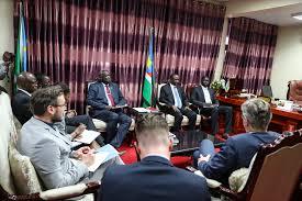 Radio Miraya Juba News Visiting Un Peacekeeping Chief Calls For Immediate Cessation Of