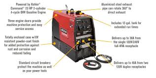free shipping lincoln electric eagle 10 000 plus welder