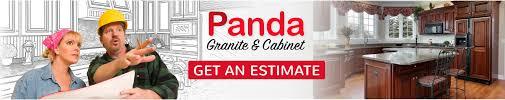 panda u2013 granite u0026 cabinet
