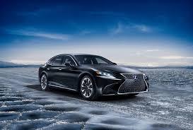 lexus hybrid 2017 the ultra luxurious 2017 lexus ls sedan now gets hybrid power
