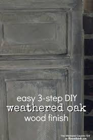 Painting Wood Kitchen Cabinets Best 25 Staining Oak Cabinets Ideas On Pinterest Painting Oak